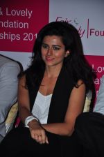 Riddhi Dogra at Fair and Lovely Foundation in Mumbai on 17th Feb 2016 (9)_56c577b27b9ae.JPG