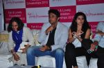 Riddhi Dogra at Fair and Lovely Foundation in Mumbai on 17th Feb 2016