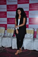 Riddhi Dogra at Fair and Lovely Foundation in Mumbai on 17th Feb 2016 (38)_56c5779dc7f49.JPG
