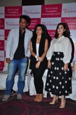 Simone Singh, Riddhi Dogra at Fair and Lovely Foundation in Mumbai on 17th Feb 2016 (12)_56c577a385438.JPG