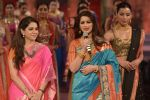 Sonali Bendre walk the ramp for Shaina NC Show at Make in India show at Prince of Wales Musuem with latest Bridal Couture in Mumbai on 17th Feb 2016 (51)_56c57967e698d.JPG