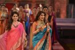 Sonali Bendre walk the ramp for Shaina NC Show at Make in India show at Prince of Wales Musuem with latest Bridal Couture in Mumbai on 17th Feb 2016 (60)_56c5796fe4a41.JPG