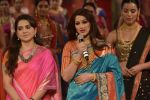 Sonali Bendre walk the ramp for Shaina NC Show at Make in India show at Prince of Wales Musuem with latest Bridal Couture in Mumbai on 17th Feb 2016 (63)_56c5797242e26.JPG