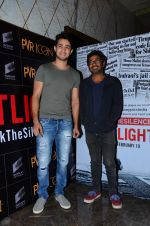 at Spotlight film screening in Mumbai on 17th Feb 2016