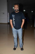 Anubhav Sinha at Aligargh screening in Mumbai on 18th Feb 2016