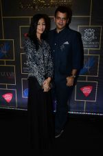 Nachiket Barve at Harper_s Bazaar bride anniversary in Mumbai on 18th Feb 2016 (496)_56c6f03f9182f.JPG