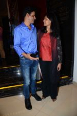 Nandita Das, Manoj Bajpai at Aligargh screening in Mumbai on 18th Feb 2016