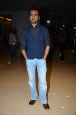 Nawazuddin Siddiqui at Aligargh screening in Mumbai on 18th Feb 2016