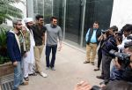 Praduman Singh, Manish paul, Sikander Kher & Abhishek Sharma promote Bin Laden in Delhi on 18th Feb 2016 (7)_56c6e878a8a36.jpg