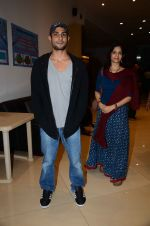 Prateik Babbar at Aligargh screening in Mumbai on 18th Feb 2016