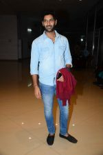 Purab Kohli at Aligargh screening in Mumbai on 18th Feb 2016