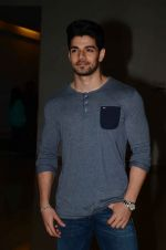 Sooraj Pancholi at Aligargh screening in Mumbai on 18th Feb 2016