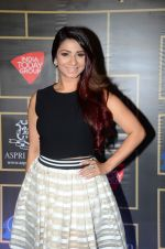 Tanisha Mukherjee at Harper_s Bazaar bride anniversary in Mumbai on 18th Feb 2016 (399)_56c6f0df5bdfc.JPG