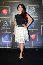Tanisha Mukherjee at Harper_s Bazaar bride anniversary in Mumbai on 18th Feb 2016 (464)_56c6f0e201636.JPG