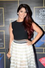 Tanisha Mukherjee at Harper_s Bazaar bride anniversary in Mumbai on 18th Feb 2016 (471)_56c6f0eb6e805.JPG