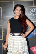 Tanisha Mukherjee at Harper_s Bazaar bride anniversary in Mumbai on 18th Feb 2016 (472)_56c6f0ecd900f.JPG