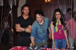 Tiger Shroff and Shraddha Kapoor on location of film Baaghi on 18th Feb 2016