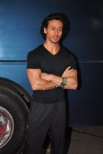 Tiger Shroff on location of film Baaghi on 18th Feb 2016