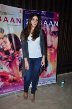 at Zubaan screening in Mumbai on 18th Feb 2016