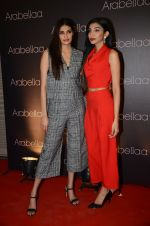 Athiya Shetty walks for Arabella label Fashion Show in Mumbai on 19th Feb 2016