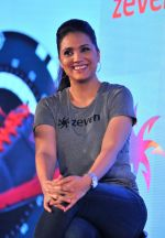 Lara Dutta in Delhi on 19th Feb 2016