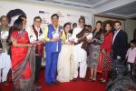 Sonakshi Sinha, Amitabh Bachchan, Poonam Sinha, Luv Sinha, Kush Sinha at Shatrughan_s book launch in Mumbai on 19th Feb 2016 (78)_56c85e8835cc5.JPG