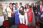 Sonakshi Sinha, Amitabh Bachchan, Poonam Sinha, Luv Sinha, Kush Sinha at Shatrughan_s book launch in Mumbai on 19th Feb 2016 (83)_56c85e8993c82.JPG