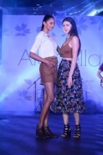 Sucheta Sharma walks for Arabella label Fashion Show in Mumbai on 19th Feb 2016