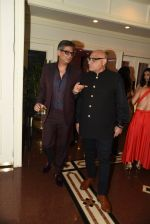 Sumeet Chopra and Anil Singh at Rahul Bose auction Event on 19th Feb 2016