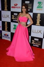 Amruta Khanvilkar at zee cine awards 2016 on 20th Feb 2016