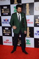 Anil Kapoor at zee cine awards 2016 on 20th Feb 2016
