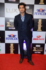 Arjan Bajwa at zee cine awards 2016 on 20th Feb 2016