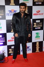 Arjun Kapoor at zee cine awards 2016 on 20th Feb 2016