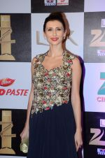 Claudia Ciesla at zee cine awards 2016 on 20th Feb 2016