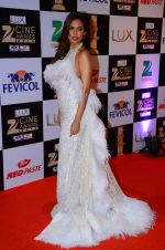 Esha Gupta at zee cine awards 2016 on 20th Feb 2016