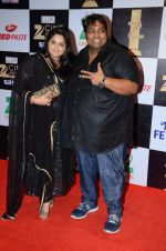Ganesh Acharya at zee cine awards 2016 on 20th Feb 2016
