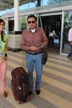 Gulshan Grover snapped at Airport on 20th Feb 2016