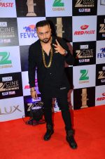 Honey Singh at zee cine awards 2016 on 20th Feb 2016