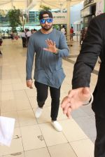 Honey Singh snapped at Airport on 20th Feb 2016