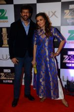Kabir Khan, Mini Mathur at zee cine awards 2016 on 20th Feb 2016