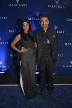Mugdha Godse, Rahul Dev at Sukhbir Bagga_s Petal Maserati showroom launch  at Taj Hotel Airport in Mumbai on 20th Feb 2016 (39)_56c967467f31b.JPG