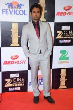 Nawazuddin Siddiqui at zee cine awards 2016 on 20th Feb 2016
