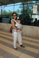Priyanka Alva snapped at Airport on 20th Feb 2016