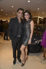 Queenie Dhody at Sukhbir Bagga_s Petal Maserati showroom launch  at Taj Hotel Airport in Mumbai on 20th Feb 2016 (57)_56c96761f05c0.JPG