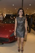 Queenie Dhody at Sukhbir Bagga_s Petal Maserati showroom launch  at Taj Hotel Airport in Mumbai on 20th Feb 2016 (68)_56c9676b77b86.JPG