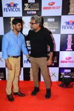 R Balki at zee cine awards 2016 on 20th Feb 2016