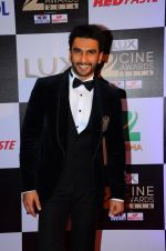 Ranveer Singh at zee cine awards 2016 on 20th Feb 2016