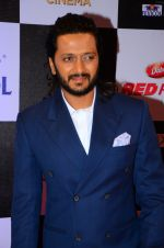 Riteish Deshmukh at zee cine awards 2016 on 20th Feb 2016
