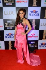 Sana Khan at zee cine awards 2016 on 20th Feb 2016