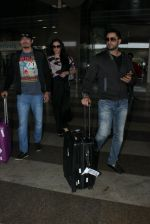 Shawar Ali snapped at Airport on 20th Feb 2016